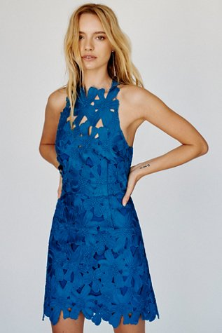 Jessa Lace Mini Dress
