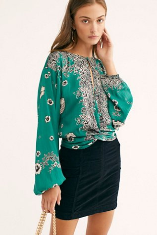 Twist And Shout Blouse