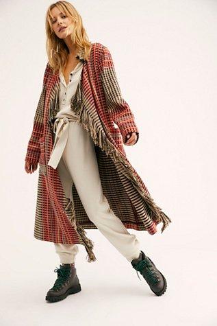 Mila Wrap Coat