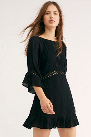 The Emilie Mini Dress