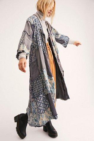 Patchwork Emporium Kimono