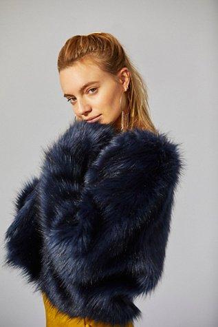 Frankie Fur Coat
