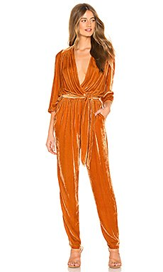 Bellows Jumpsuit                                             Young, Fabulous & Broke