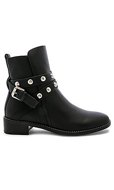 Studded Ankle Strap Bootie                                             See By Chloe