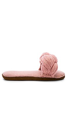 Thick Braid Slipper                                             ARIANA BOHLING