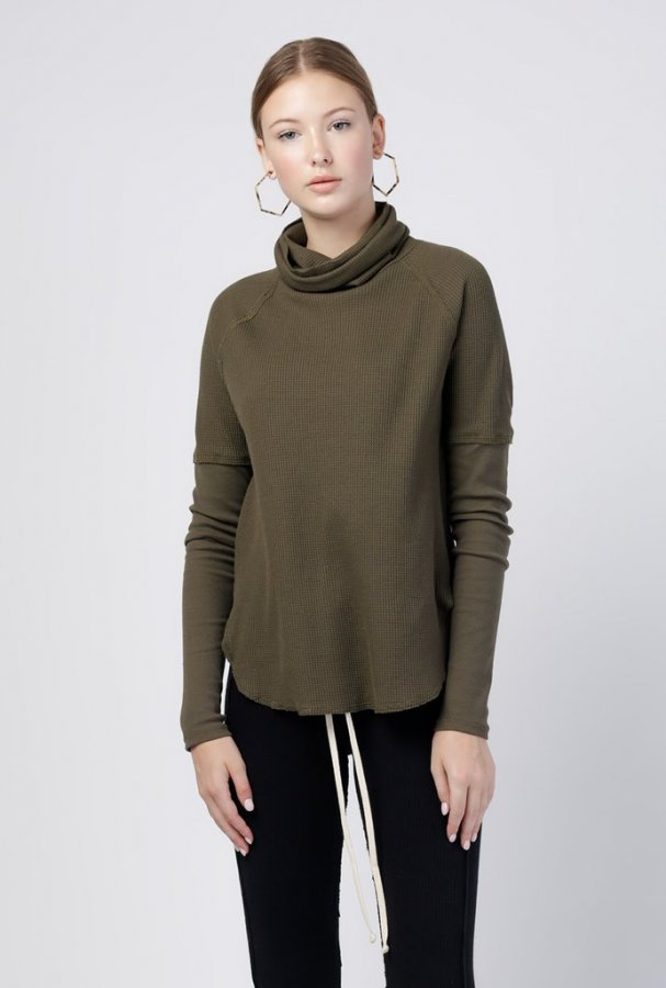 Everest Thermal LS Turtleneck Top
