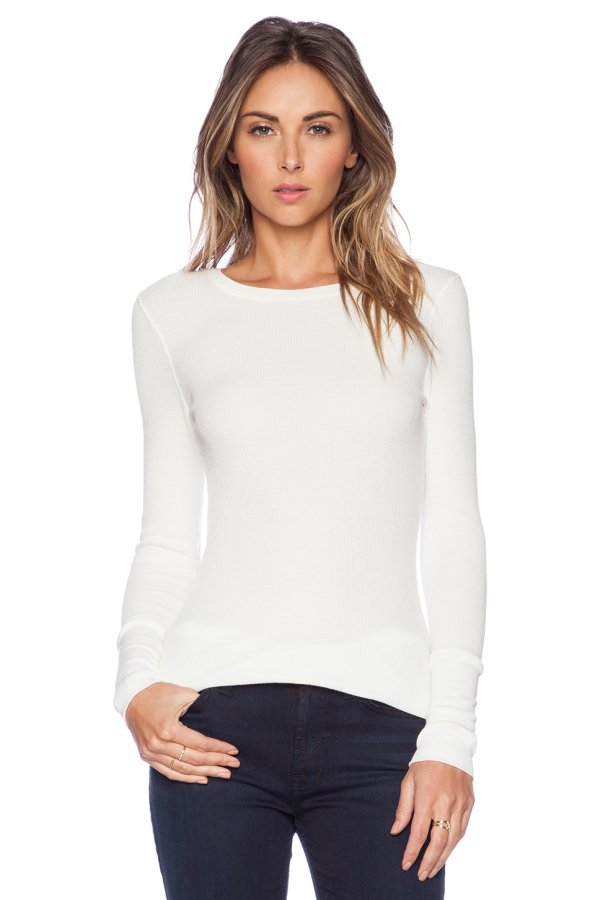 Modal Thermal Long Sleeve Tee