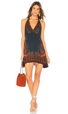 Steal The Sun Printed Tunic                                             Free People
