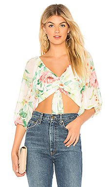 Summer Love Top                                             Yumi Kim
