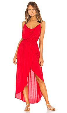 Eden Cowl Neck Maxi Dress                                             Indah