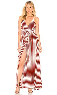 Santa Rosa Maxi Dress                                             FAITHFULL THE BRAND