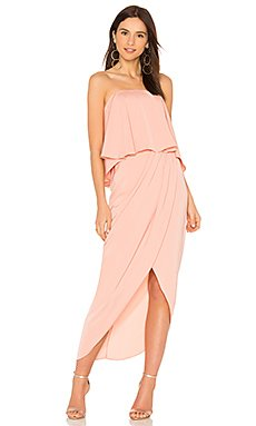 Strapless Frill Dress                                             Shona Joy