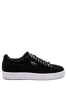 Suede Classic x Chain Sneaker                                             Puma