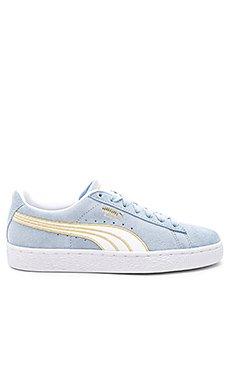 Suede Varsity Sneaker                                             Puma