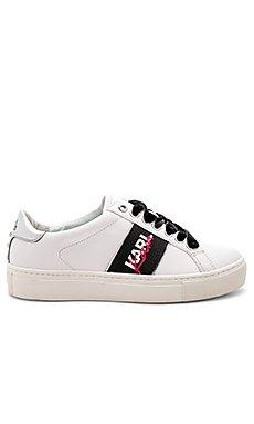 Kaia Lace Up Sneaker                                             KARL X KAIA