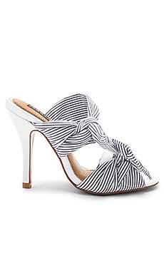 In Touch Striped Heel                                             JAGGAR