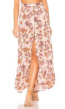 Lola Maxi Skirt                                             MINKPINK