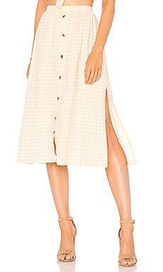 Seine Skirt                                             FAITHFULL THE BRAND