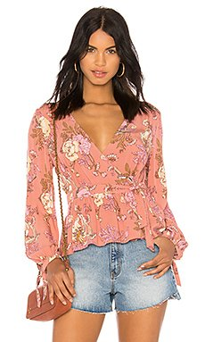 Rosa Wrap Blouse                                             Spell & The Gypsy Collective