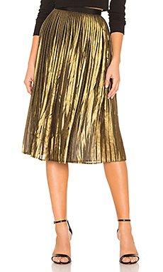 Foil The Trouble Skirt                                             BB Dakota