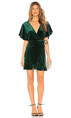 JACK by BB Dakota West Village Velvet Dress                                             BB Dakota