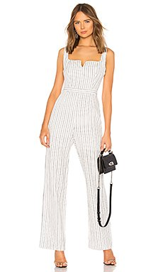 Toby Jumpsuit                                             Line & Dot