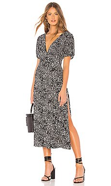 Looking For Love Midi Dress                                             Free People