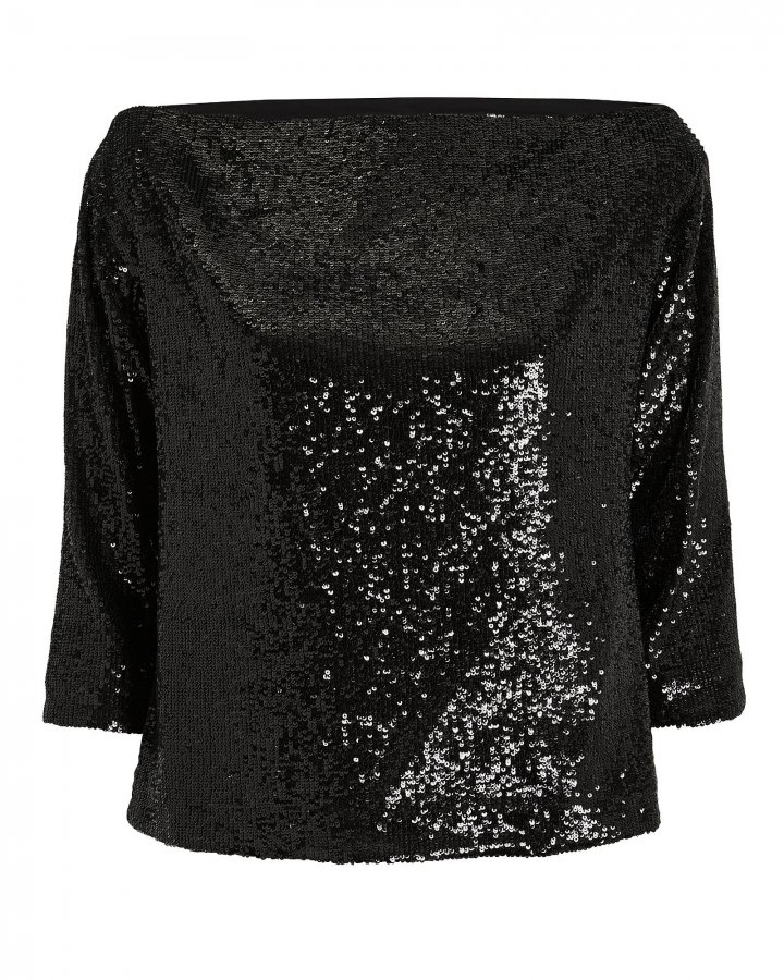 Zoey Sequin Top