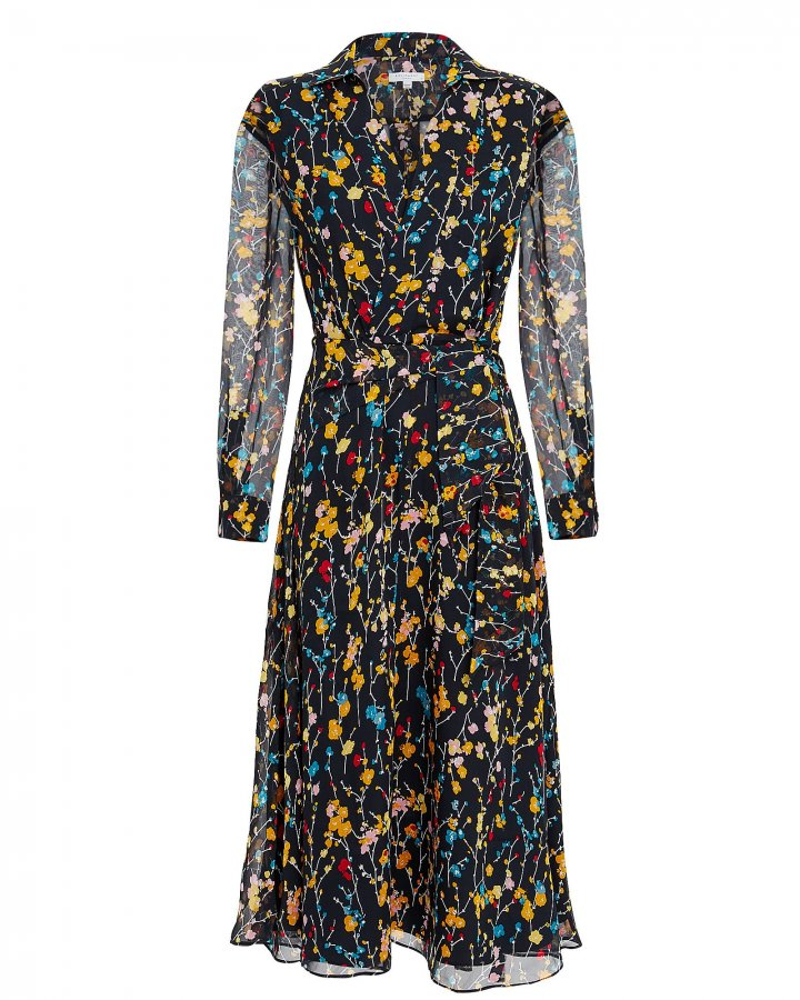 Vivienne Midi Dress