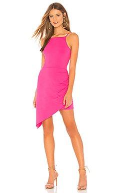 Asymmetrical Dress                                             Susana Monaco