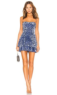 Martha Mini Dress                                             MAJORELLE