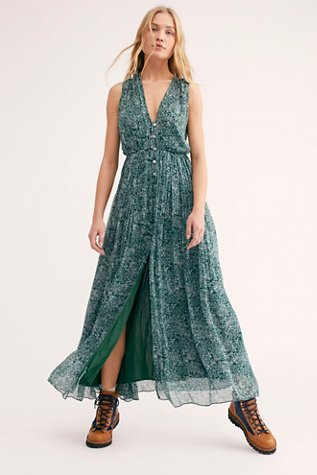 My Fair Lady Maxi Dress