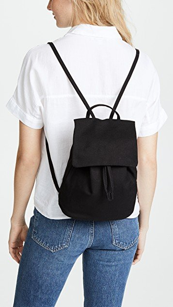 Canvas Mini Backpack
