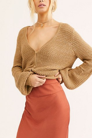 Illuminate Sweater Cardi