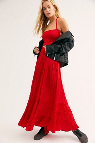 Extratropical Shiny Dress