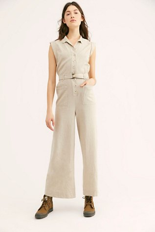 Hot Shot Jumpsuit