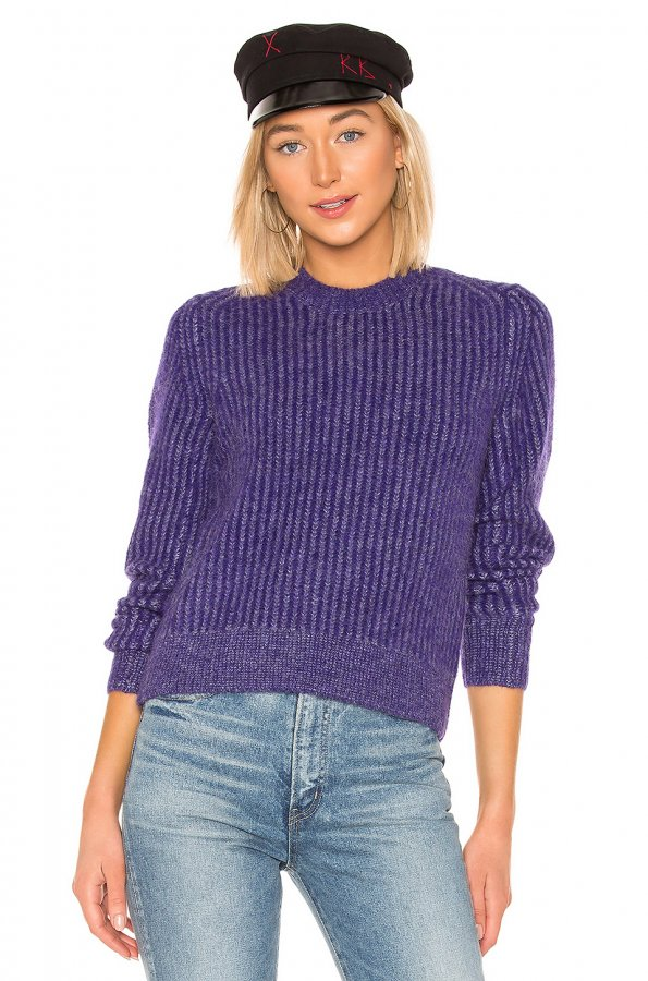 Jonie Crew Neck Sweater