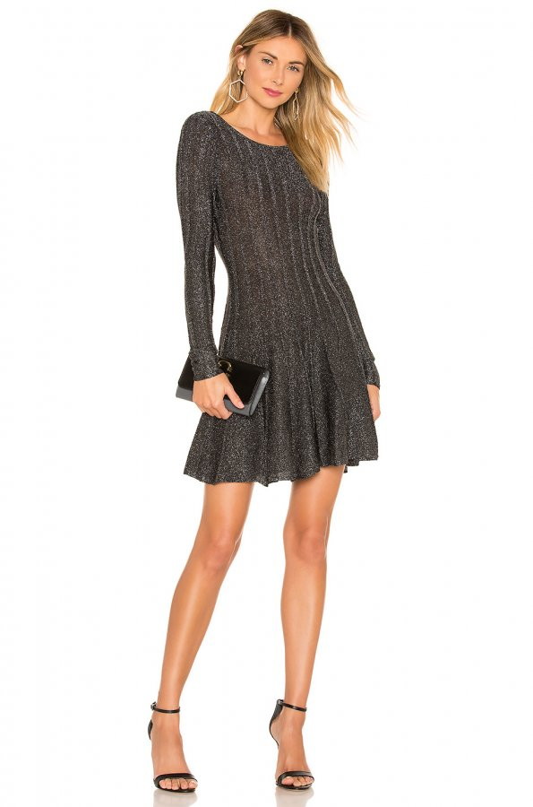 Ireland Knit Mini Dress