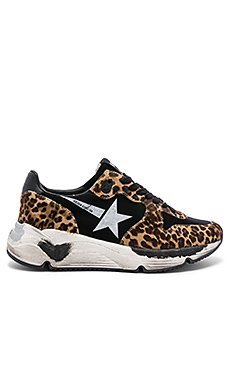 Running Sole Sneaker                                             Golden Goose
