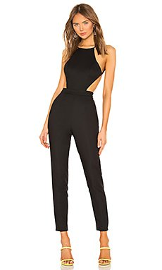 Susie Open Back Jumpsuit                                             superdown