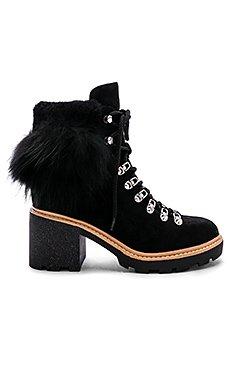 Naia Fur Boot                                             Sigerson Morrison