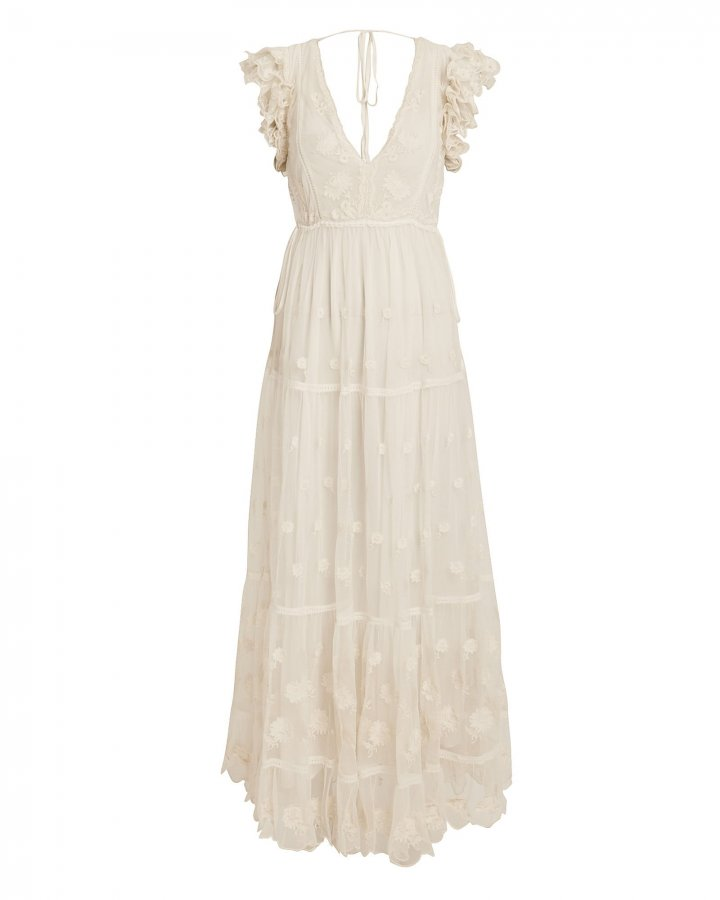 Fifi Pearl Maxi Dress