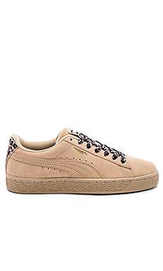 Suede Wild CTR Sneaker                                             Puma