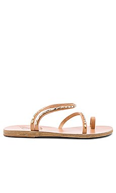 Apli Eleftheria Diamonds Sandal                                             Ancient Greek Sandals