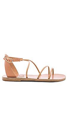 Melivoia Sandal                                             Ancient Greek Sandals
