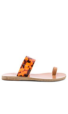 Thraki Vinyl Sandal                                             Ancient Greek Sandals