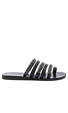 Niki Chains Sandal                                             Ancient Greek Sandals