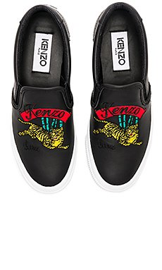 Jumping Tiger Sneakers                                             Kenzo