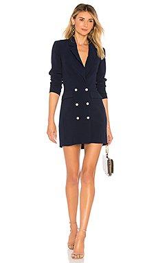 Madeline Blazer Dress                                             superdown