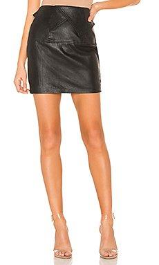 x REVOLVE Grayson Mini Skirt                                             Chrissy Teigen